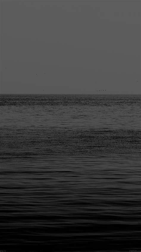 mg black sea ocean flat nature papersco