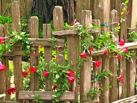 cottage garden fence ideas rustic cottage fence flower garden ideas