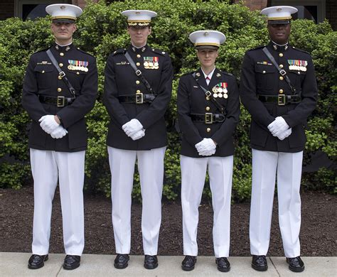 Dress Blues marine corps to expand testing of new dress blue