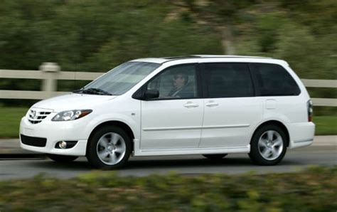 used 2004 mazda mpv pricing for sale edmunds