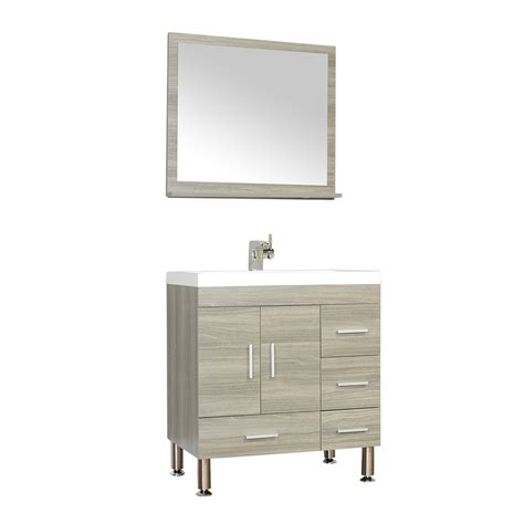 30 modern bathroom vanity alya at 8050 g 30 quot single modern bathroom vanity gray
