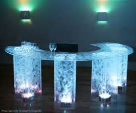 Led Bar Table Rent Lighted Acrylic Cocktail Tables Bars Lounge Furniture Led