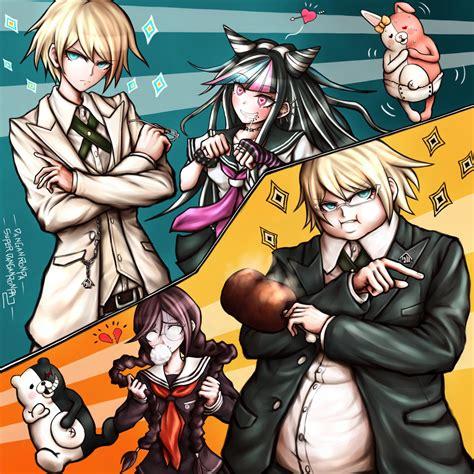 Danganronpa 2 Anime by Danganronpa Image 1578150 Zerochan Anime Image Board