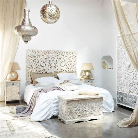 white moroccan bedroom best 25 moroccan bedroom ideas on pinterest morrocan