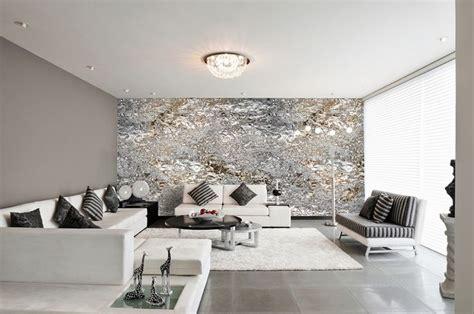 Moderne Wohnzimmer Tapeten Tapeten Wohnzimmer Modern Grau