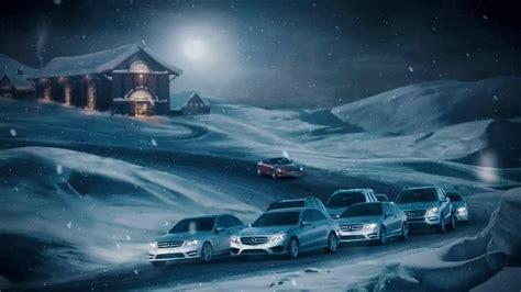 Mercedes In Santa by Mercedes Tv Commercial Santa S Garage Ispot Tv