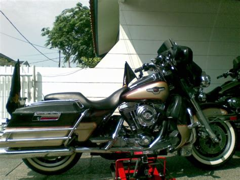 Jual Classic jual harley davidson ultra classic electra 95th anniversary th 1998 only 3000 bikes in the world