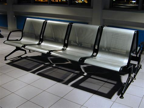 waiting room bench image after images bench benches airport waiting room