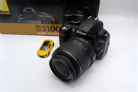 Kamera Nikon D3100 Second jual kamera 2nd nikon d3100 jual beli laptop bekas kamera bekas di malang service dan part
