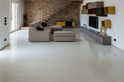 piastrelle interni moderni pavimento moderno pavimento in cemento per interni grigio