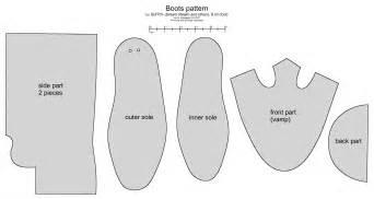 atelier de poup 233 e bjd boots making tutorial