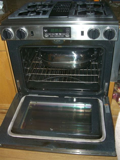 Cooktop Stove Jenn Air Gas Electric Grill Range Series Clean Svd48600p