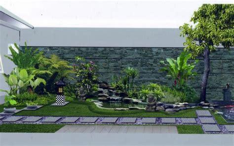 membuat jemuran dilahan sempit cara membuat taman di lahan sempit desain rumah