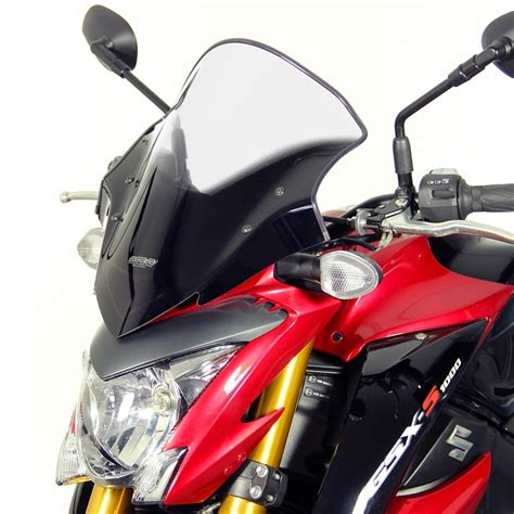 Windshield Sport Screen Suzuki Inazuma touring screen mra suzuki gsx s 1000 15 17 clear