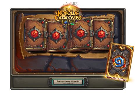 Hearthstone Giveaway - hearthstone top decks kobolds and catacombs pre purchase giveaway hearthstone top decks