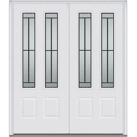72 x 80 doors milliken millwork 72 in x 80 in right 2 3 4