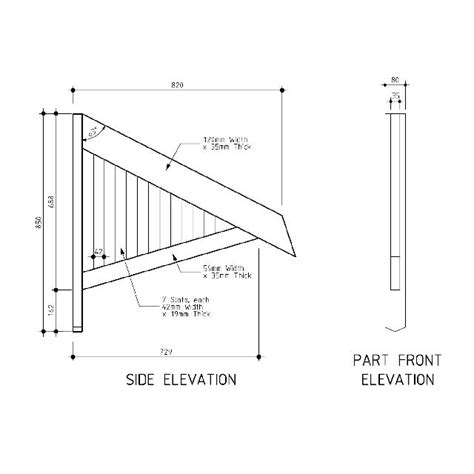 diy free plans for building wooden window awnings plans free
