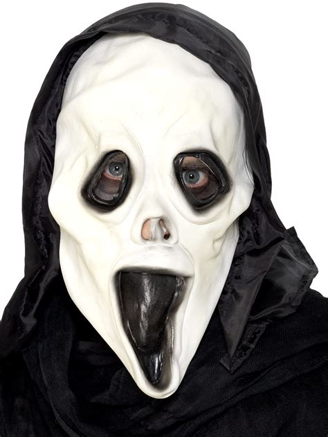 Is A Screamer by Screamer Mask And Rubber 97044 Fancy Dress
