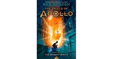 The Trial Of Apollo 1 The Oracle Rick Riordan the oracle the trials of apollo book 1 book review