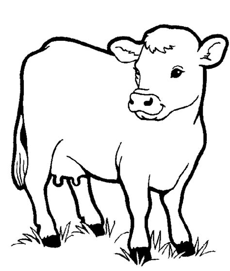 Farm Animals Coloring Pages Preschool | coloring pages of farm animals az coloring pages