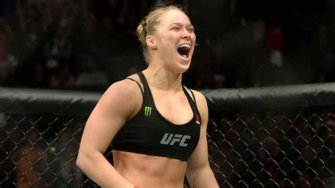 ronda rousey nips ufc 190 results full fight card winners and reaction from