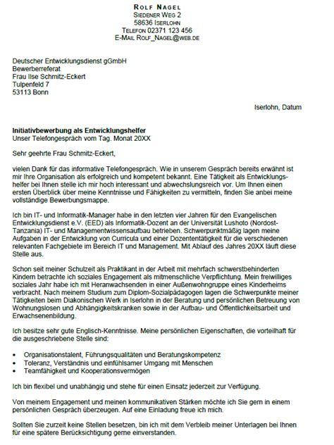 Bewerbungsschreiben Quereinsteiger Lehrer Bewerbung Entwicklungshelfer Ungek 252 Ndigt Berufserfahrung Sofort