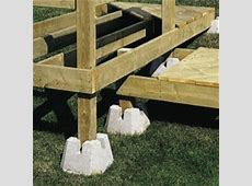 No dig fence posts   Garden   Pinterest   Posts, Home and ... Vinyl Fence Post Anchors To Concrete