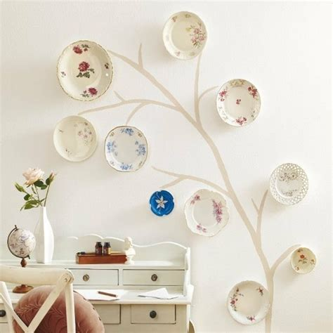 how to decorate with pictures decorating with plates for creative wall displays