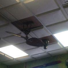 belt powered ceiling fan steunk ceiling fan kit reno lighting