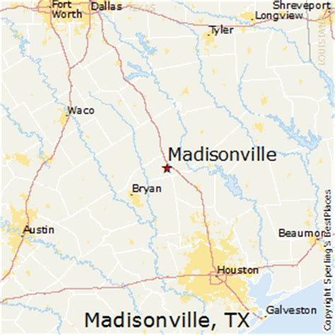 madisonville texas map best places to live in madisonville texas