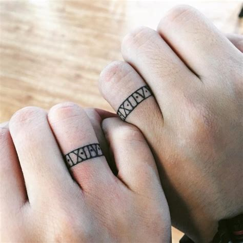 60 hearwarming wedding ring tattoo ideas the new