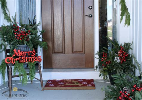 christmas front porch front porch christmas decorations stunning decorating