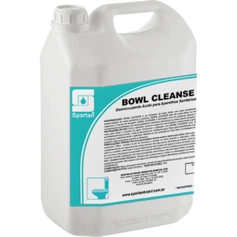 Spartan Detox by Bowl Cleanse Limpador De Base Acida