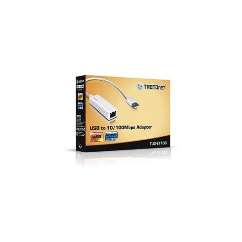 Harga Tu 2 jual harga trendnet tu2 et100 usb to 10 100mbps adapter