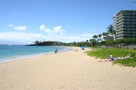 black beaches ka anapali beach maui guidebook