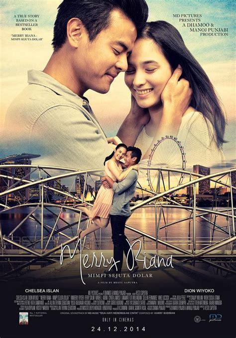 film cinta paling sedih indonesia poster resmi mimpi sejuta dolar tilkan romantisme