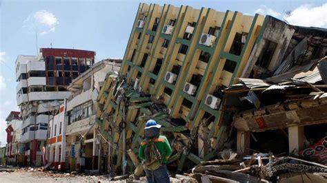 imagenes fuertes ecuador terremoto en ecuador las r 233 plicas quot fuertes quot del