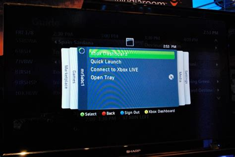 details limitations of xbox 360 mediaroom 2 0 iptv support