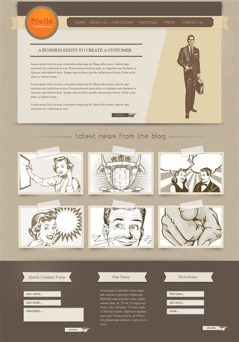 how to make layout design in photoshop 20 amazing web layout design photoshop tutorials design