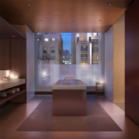 Newest Apartment Amenities 432 Park Avenue The Highest New York Apartment