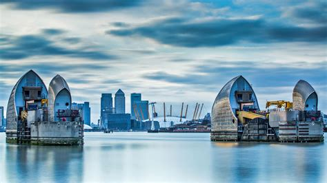 thames barrier reef the thames barrier at london england 169 john alexander