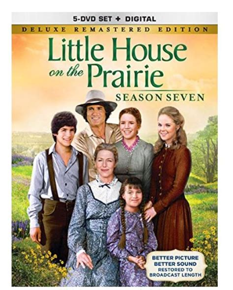 little house on the prairie season 10 little house on the prairie season 7 deluxe remastered edition dvd review beyond