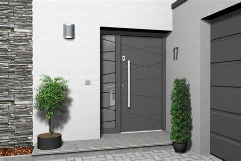 Haustueren Holz by Haust 252 Ren Holz Exclusiv Modern Ks Hausbau24