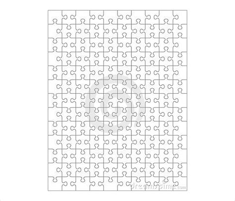 create printable jigsaw puzzles puzzle template blank puzzle template free premium