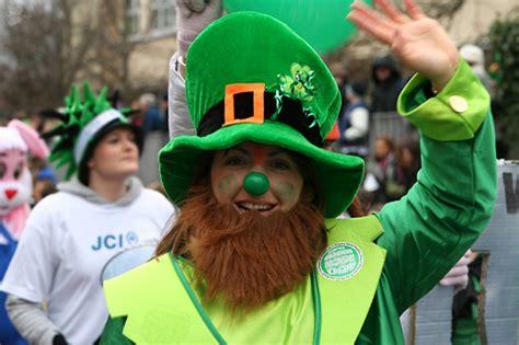 st s day parade galway 2015 o 249 f 234 ter la en irlande id 233 e sortie