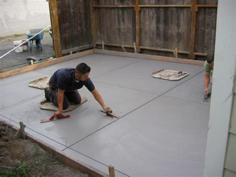 how much to concrete backyard how much does a concrete driveway cost here s how to