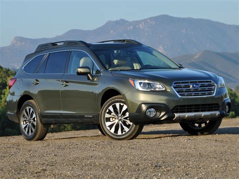 news 2015 subaru outback 2 5 this wagon like car makes