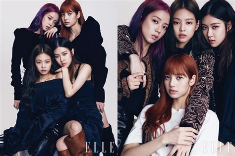 How To Make A House Plan by Black Pink Look Gorgeous In Elle Korea Pictorial