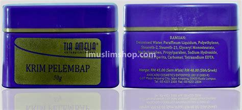 pelembab moisturiser amelia imuslim