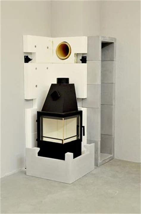 Offener Kamin Bausatz 1674 by Eckkamin Selber Bauen Klimaanlage Und Heizung